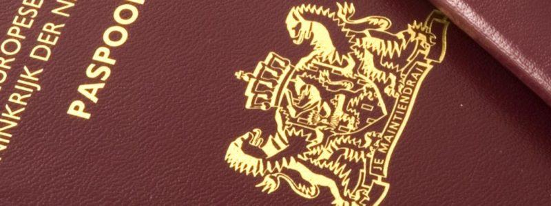 Kopietje paspoort en de AVG